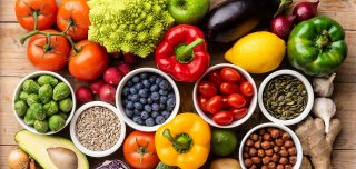 Antyoksydanty - dieta bogata w antyoksydanty
